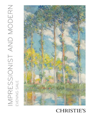 Impressionist and Modern Art E auction at Christies