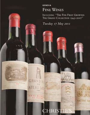 FINE WINES including The Five First Growths The Grand Collection 1945-2007