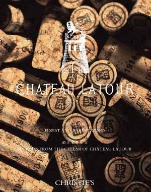 Finest and Rarest Wines - Rarities from the Cellar of Château Latour