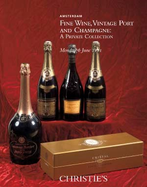 Fine Wine, Vintage Port and Champagne: A Private Collection.