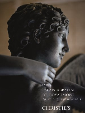 Palais Abbatial de Royaumont - auction at Christies