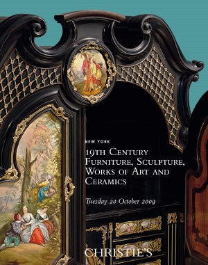 19th Century Furniture, Sculpt auction at Christies