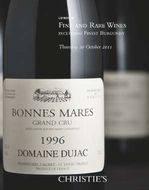 Fine & Rare Wines Including Finest Burgundy