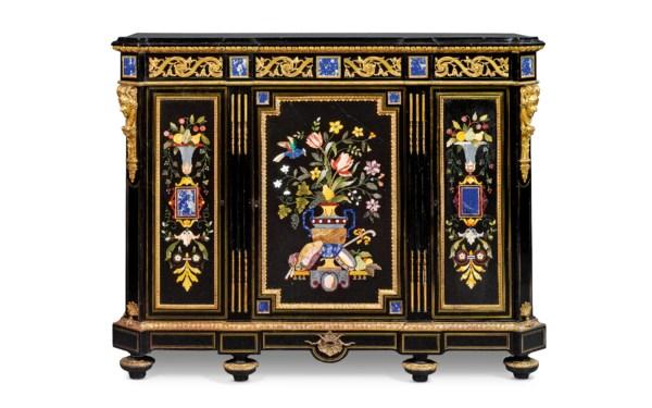 藏家尚品:銀器及十九世紀家具、雕塑及工藝精品 auction at Christies