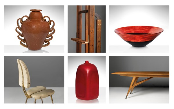 Thinking Italian Design auction at Christies