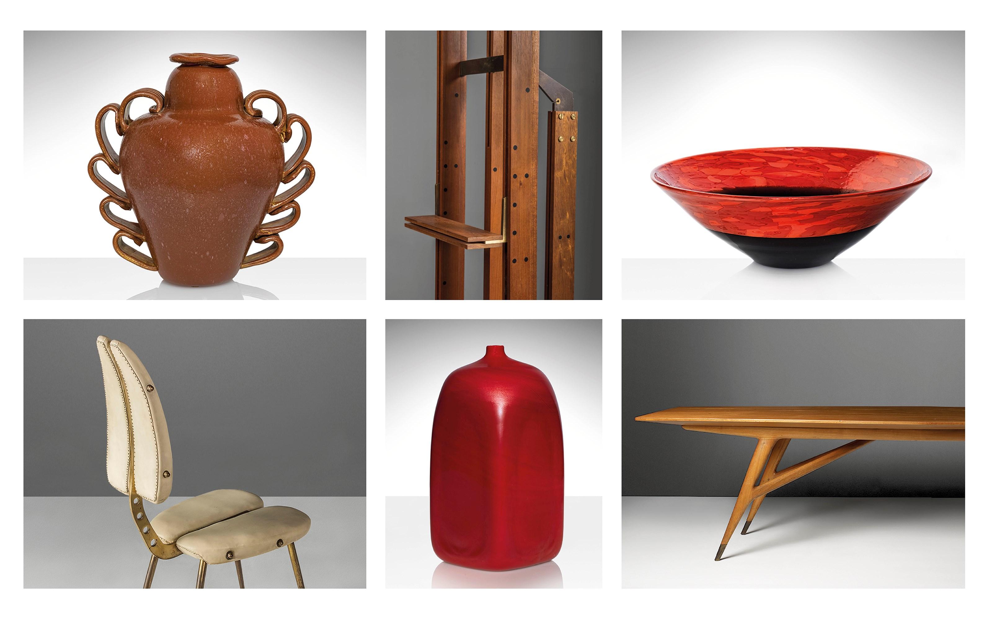 Thinking Italian Design auction at Christies