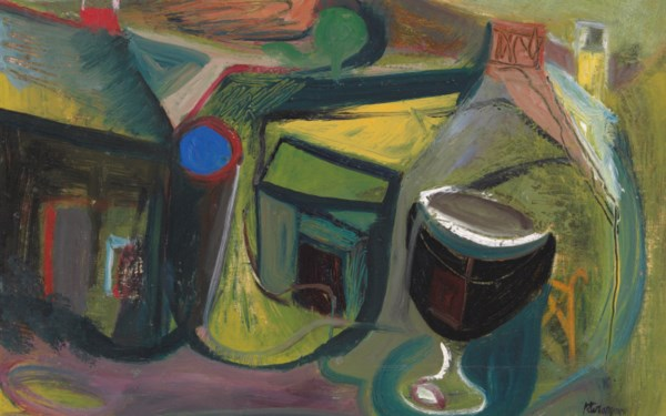 現代英國及愛爾蘭藝術 auction at Christies