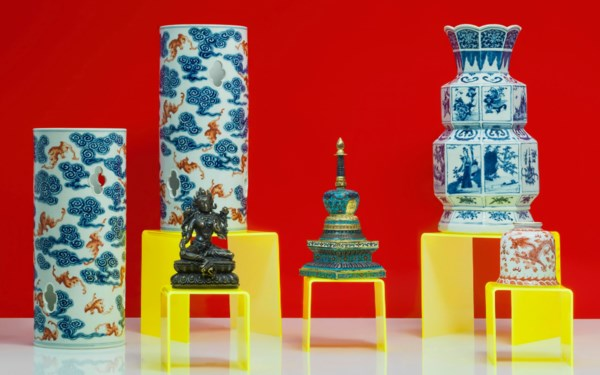 The Art of China: London, Wint auction at Christies
