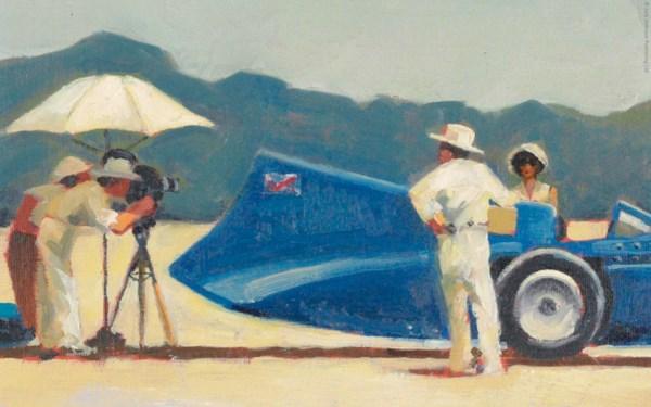 現代英國藝術(網上拍賣) auction at Christies