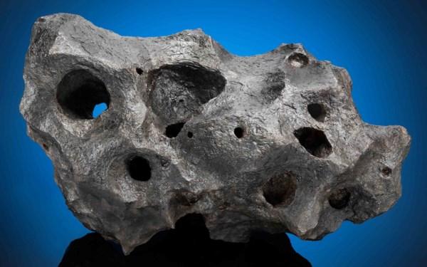 Deep Impact: Martian, Lunar an auction at Christies