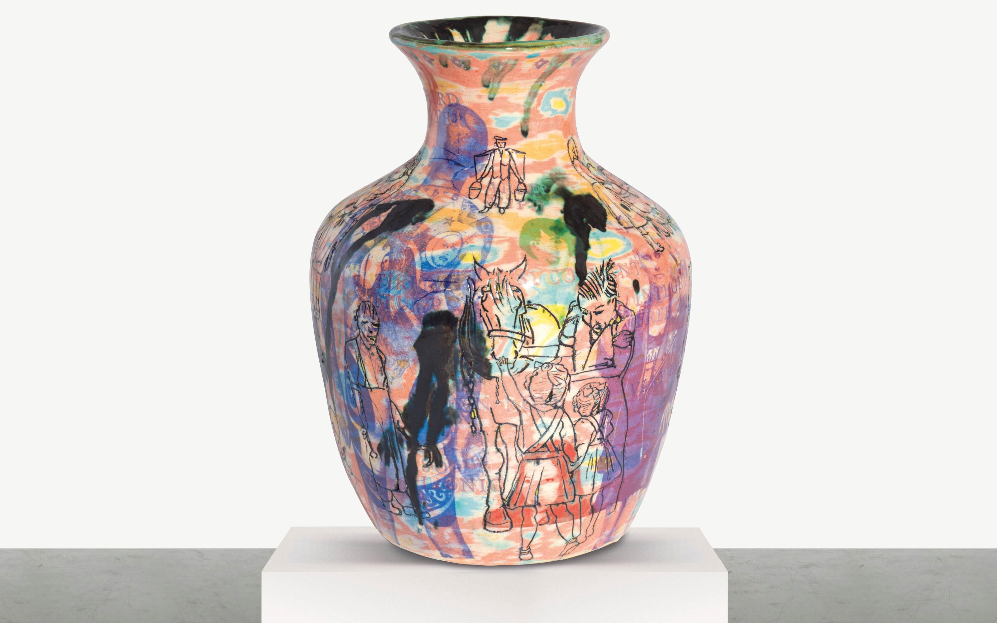 Modern   British & Irish Art  auction at Christies