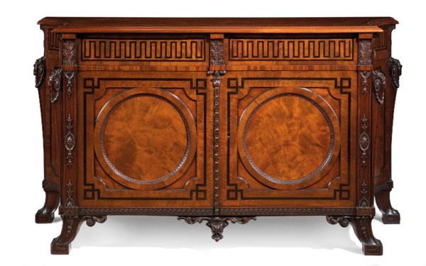 Thomas Chippendale: 300 Years auction at Christies