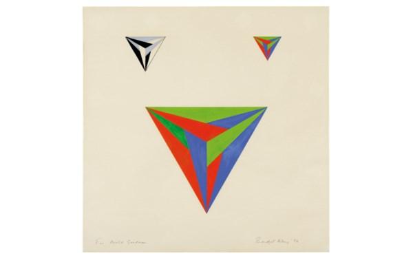 Modern British Art  auction at Christies