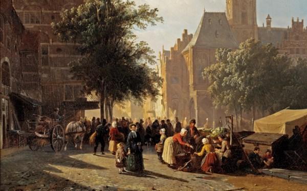 European Art: 19th Century & O auction at Christies