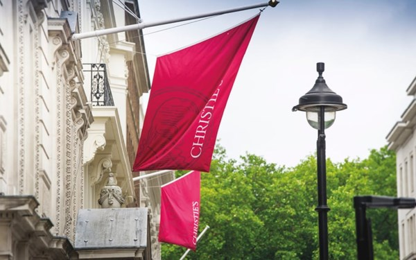 Modern & Contemporary Middle E auction at Christies