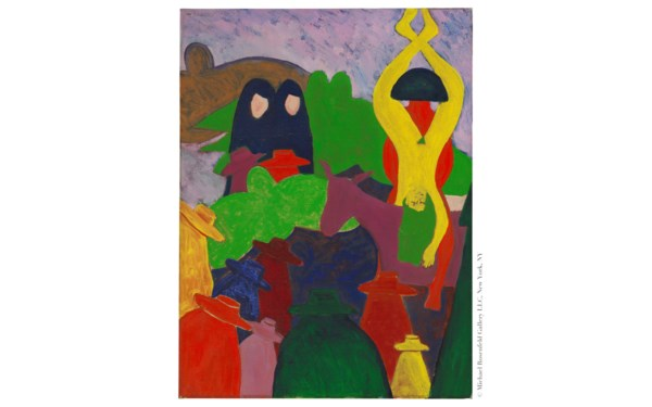 First Open: Post-War and Conte auction at Christies