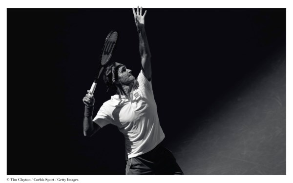 The Roger Federer Collection:  auction at Christies