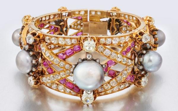 伦敦珠宝首饰网上拍卖 auction at Christies