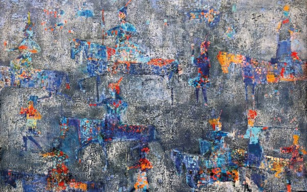 Middle Eastern Modern & Contem auction at Christies