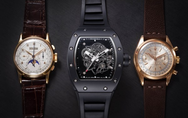 Watches Online: The Dubai Edit auction at Christies