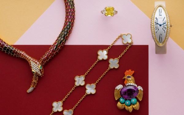 日内瓦瑰丽珠宝网上拍卖 auction at Christies