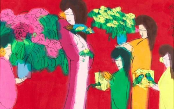 亚洲当代艺术:香港专场 auction at Christies