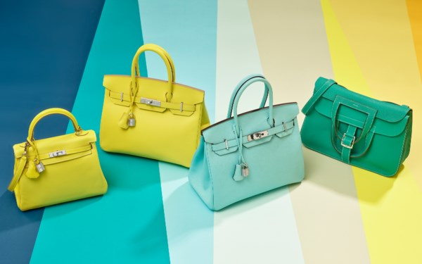 Handbags & Accessories Online auction at Christies
