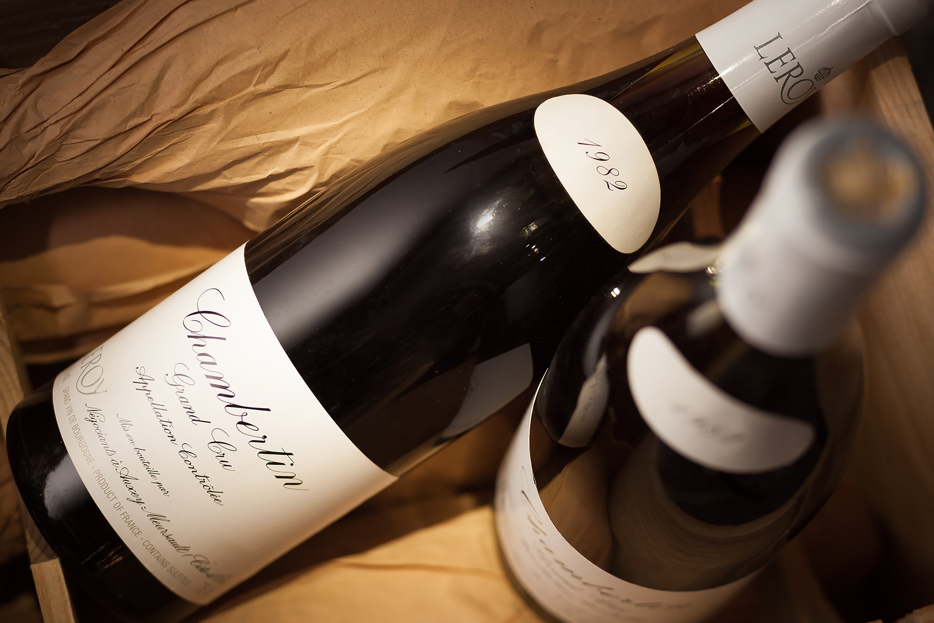 Finest & Rarest Wines and Spir auction at Christies