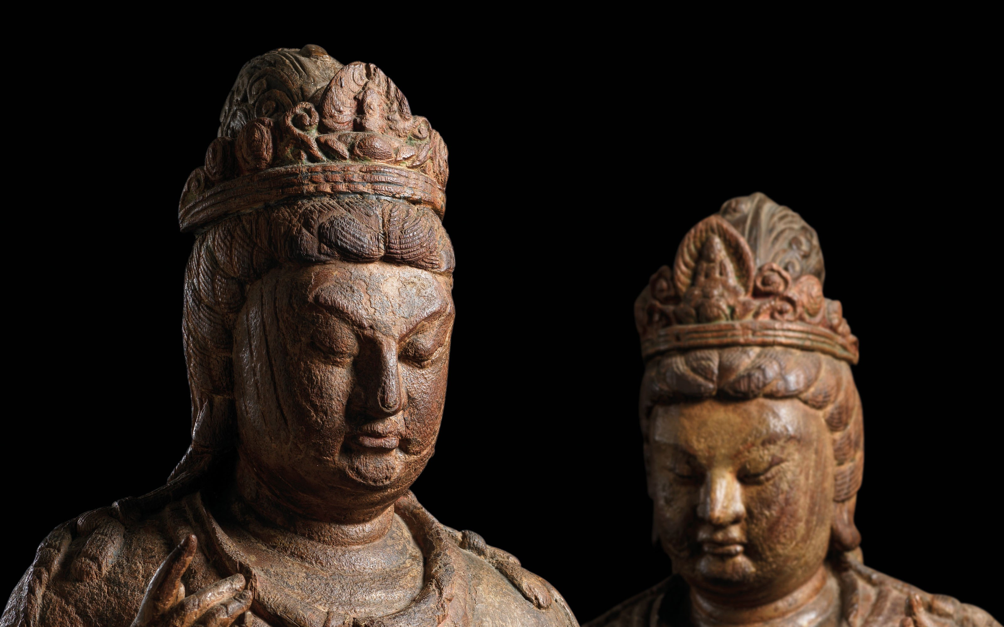 Glories of Buddhist Art auction at Christies