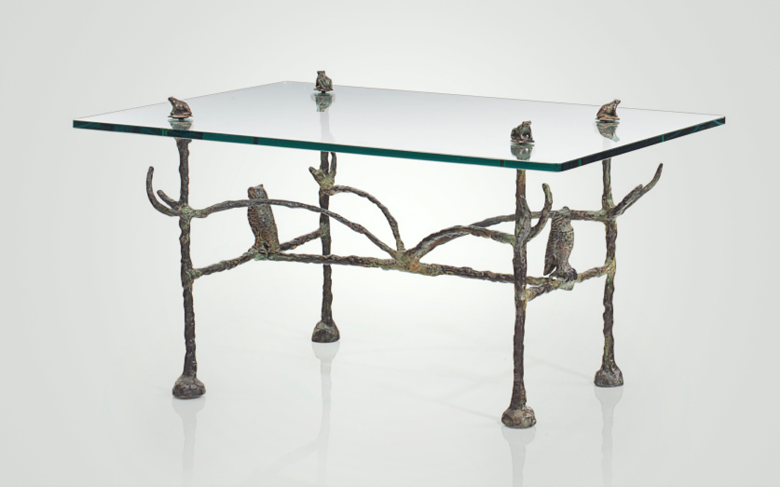 Design auction at Christies