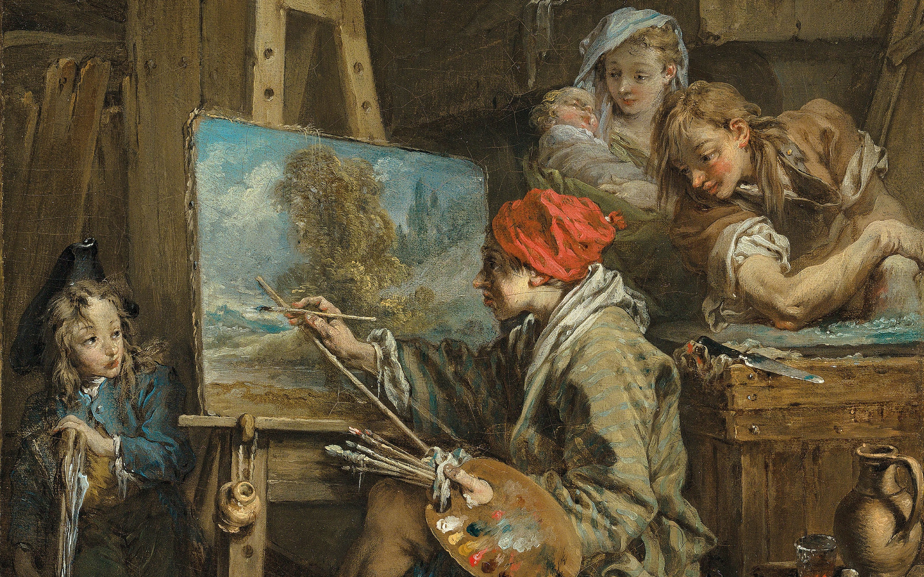 Old Masters Part I auction at Christies