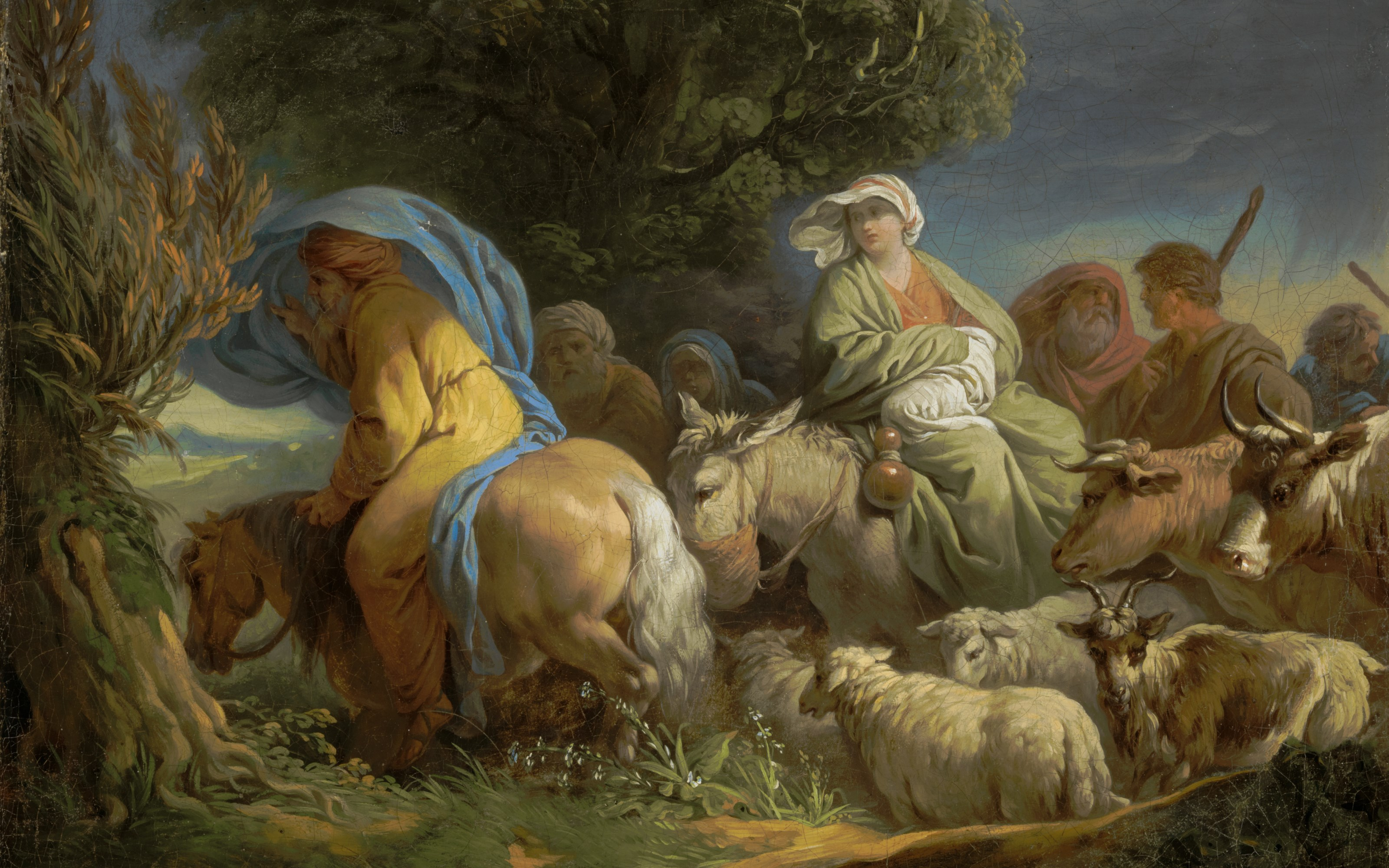 Old Masters Part II auction at Christies
