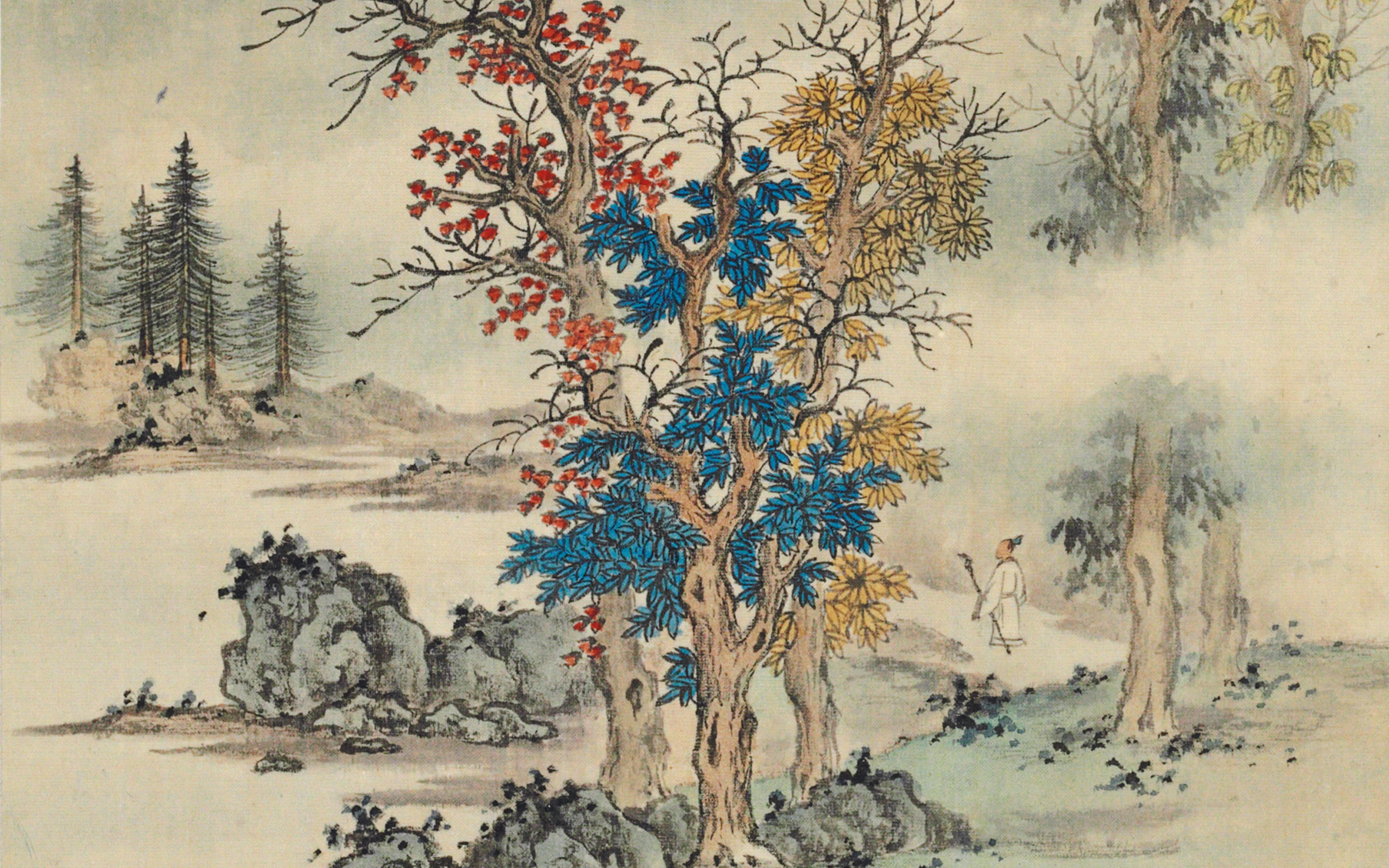 中国书画 auction at Christies