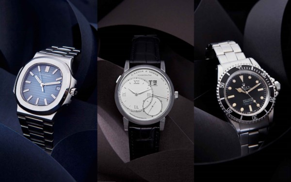 Christies Watches Online: Fall auction at Christies