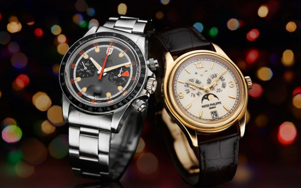 Christies Watches Online: Wint auction at Christies