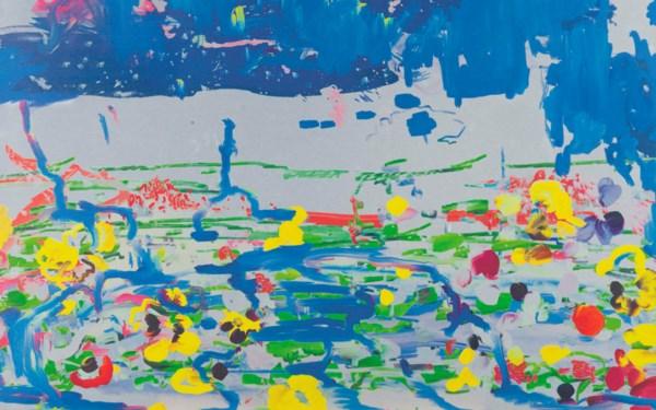 Horizon | Post-War and Contemp auction at Christies