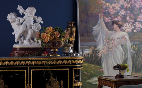 A GOLDEN AGE: An Important Col auction at Christies