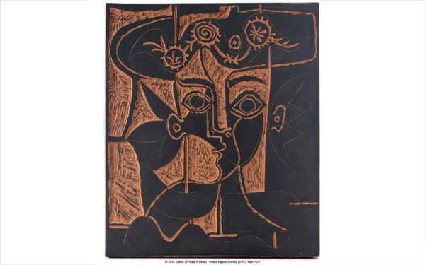 Picasso Ceramics: Including Pr auction at Christies