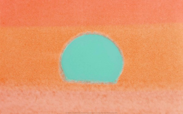 Andy Warhol: Sunsets auction at Christies