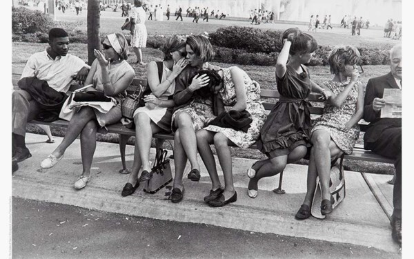 MoMA: Garry Winogrand auction at Christies