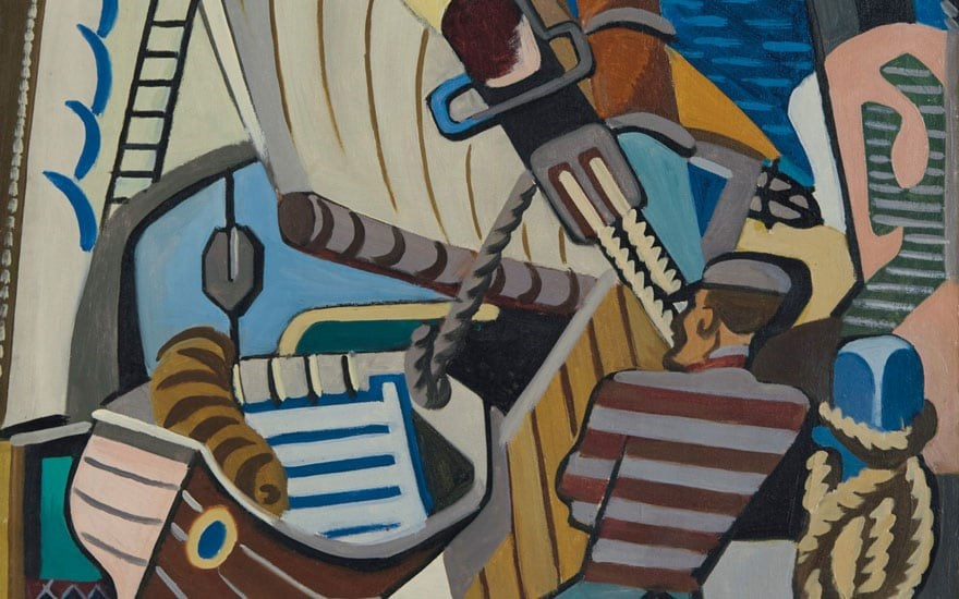 An American Place | The Barney auction at Christies