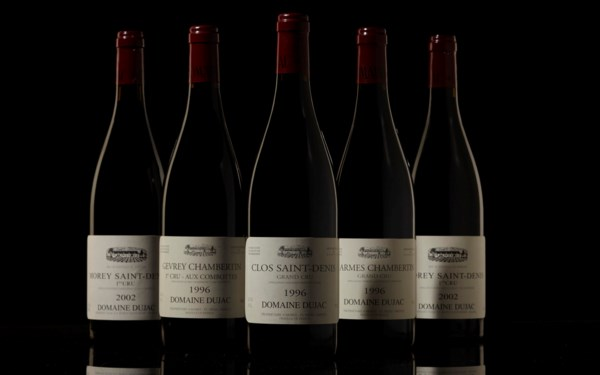 Christies Wine Online/NYC auction at Christies