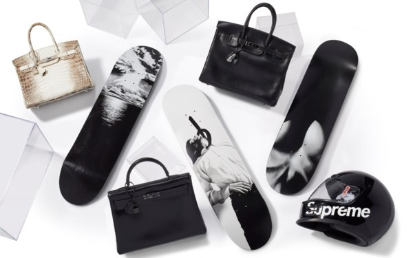 Handbags X HYPE auction at Christies