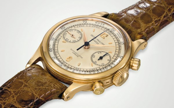 Watches Online: Contemporary T auction at Christies
