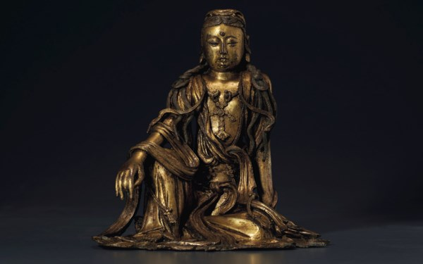Sacred and Imperial: The James auction at Christies