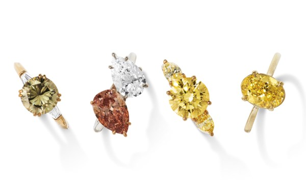 Jewels Online auction at Christies