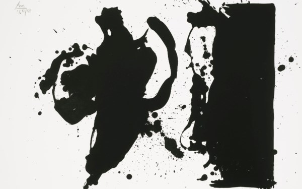 Robert Motherwell Prints from  auction at Christies