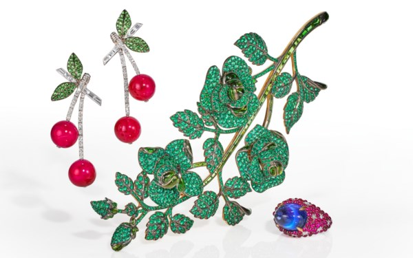 Colorful Whimsy: Jewels by Mic auction at Christies