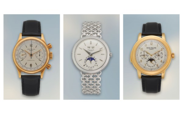 Rare Watches New York: Online auction at Christies