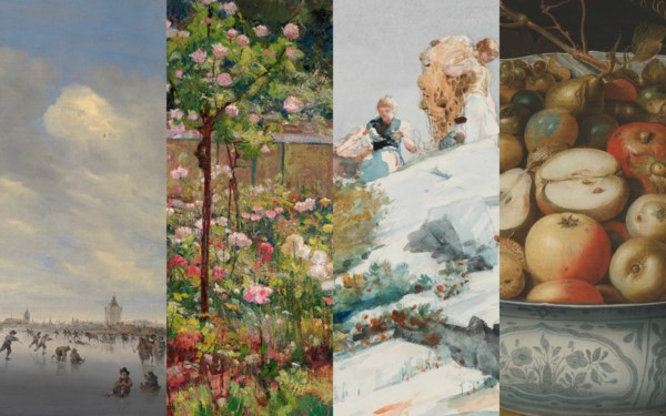 Four Centuries | Four Seasons auction at Christies